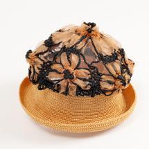 帽子作品 フラワーデイジー