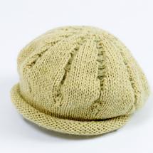 ニット作品 ニット帽子
