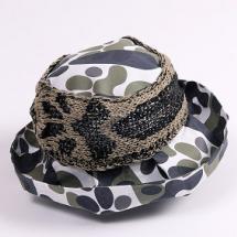 帽子作品 にくきゅう+クロス