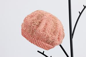 a beret