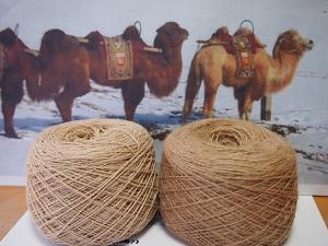 キャメル糸