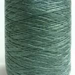 シルク100%糸 グリーンエメラルド