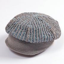 帽子作品 トライアングル6ピース