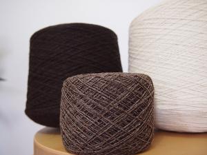 ヤク100%毛糸