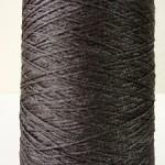 シルク100%糸 チャコールグレー