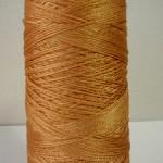 シルク100%糸 オレンジ