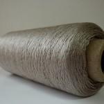 シルク100%糸 グレー